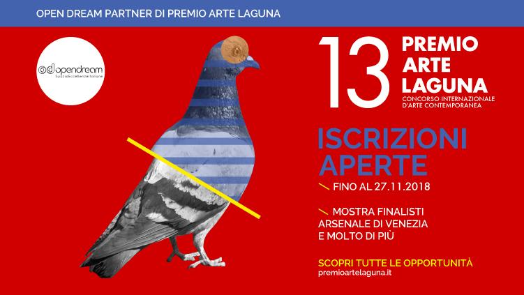 Premio Arte Laguna 2019