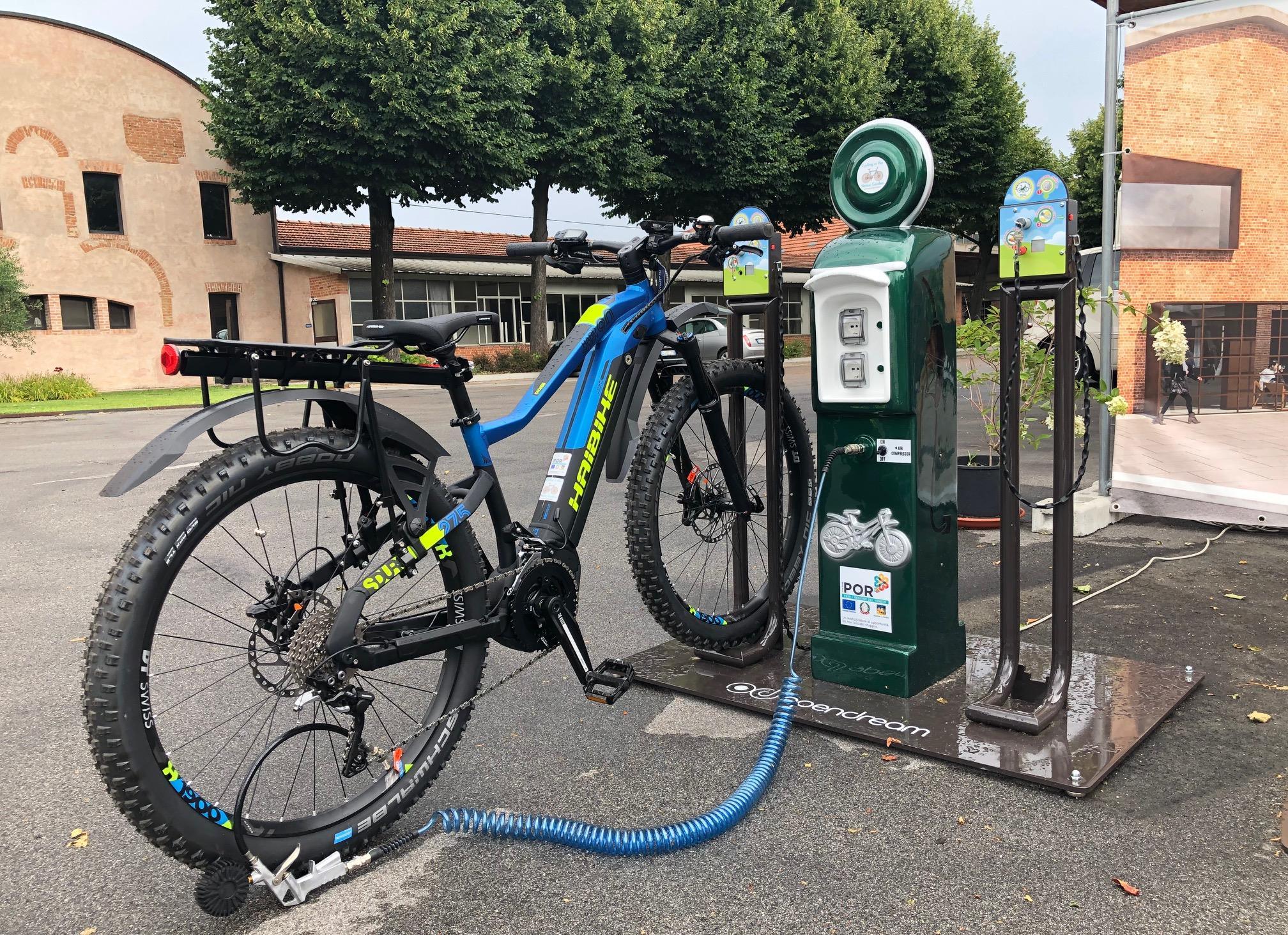 Bike Me Hub - Area Service