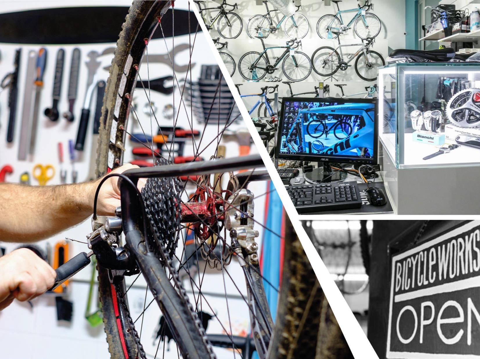 Bike Me Hub - Ciclofficina