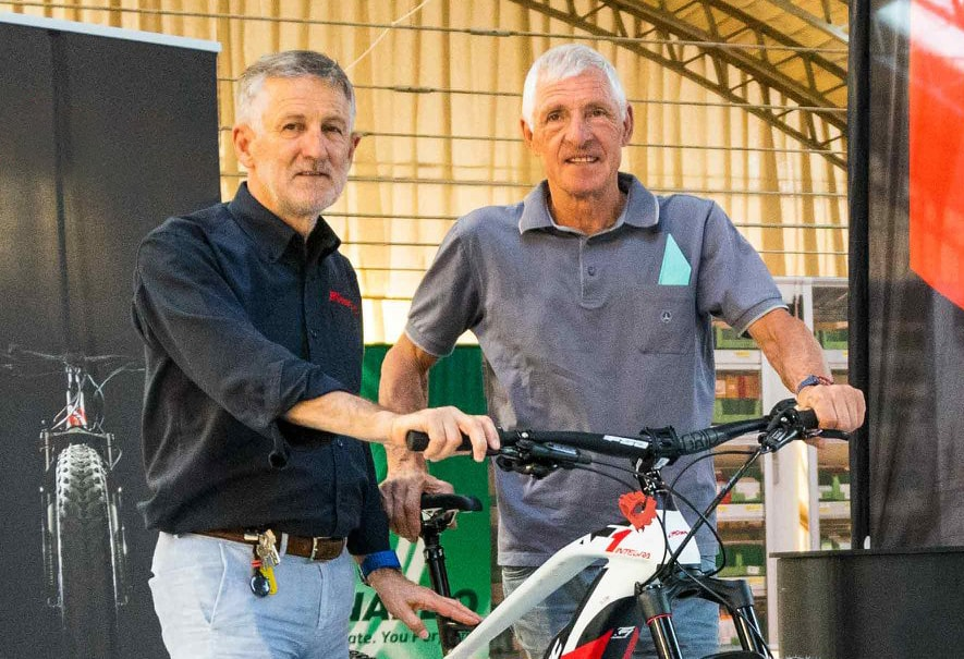 Eventi Bike Francesco Moser