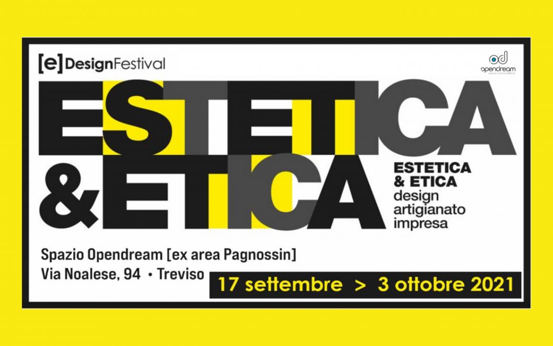 """Mostra """"Estetica&Etica"""" a cura di [e]Design Festival"""